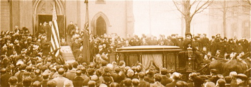 Pawtuxet Valley Strikers funeral