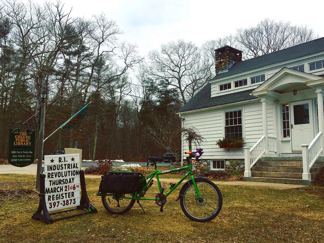 As Early 2019 Draws to a Close – Pedal Powered Anthropology